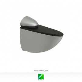Porta-repisa pelícano grande regulable 3-24 mm